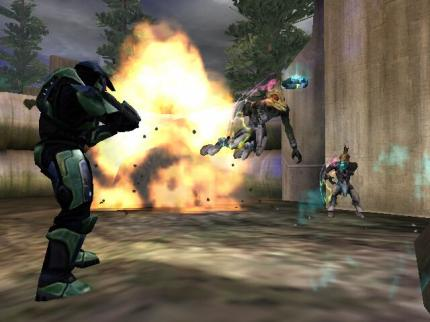 Halo in Action!