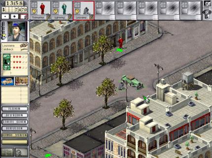 Gangsters 2 - spielbare Demoversion