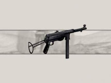 Die MP40 in Medal of Honor.
