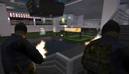 Counter-Strike: Condition Zero setzt das Konzept des Originals als Singleplayer-Variante um.