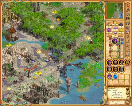 Heroes of Might & Magic 4 - ein Add-on ist bereits in Arbeit.