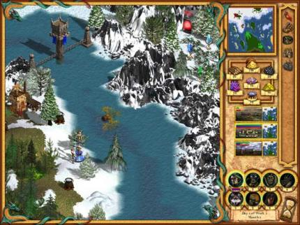 Heroes of Might & Magic stammt von 3DO.