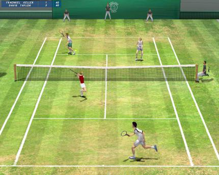 Roland Garros 2001 - spielbare Demoversion
