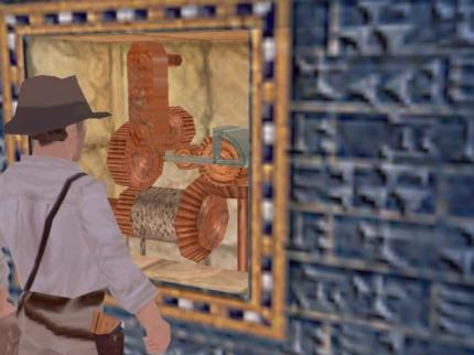 Indiana Jones 5: Der Turm von Babel - Cheat