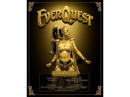 Die Everquest Gold Edition