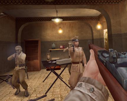 Medal of Honor: Allied Assault - laut EA ist der Patch so gut wie fertig.