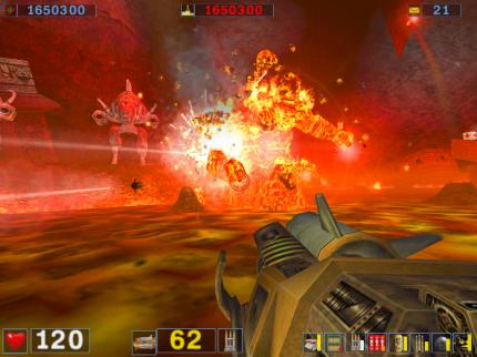 Jetzt billiger: Serious Sam: The Second Encounter