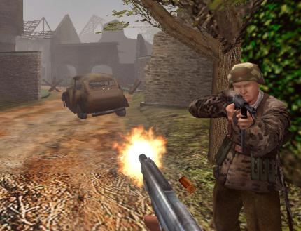 Medal of Honor: Allied Assault - das Pandora-Tool versucht, Cheater im Multiplayer-Modus zu stoppen.