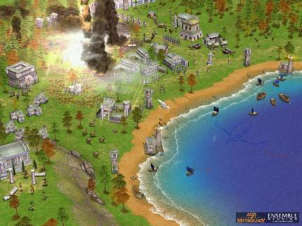 Age of Mythology - Komplettlösung, 2. Teil