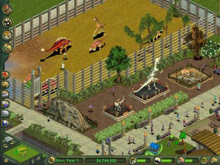 Zoo Tycoon goes Jurassic Park - das Dino-Add-on kommt!
