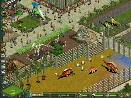 Zoo Tycoon: Dinosaur Digs - Cheats
