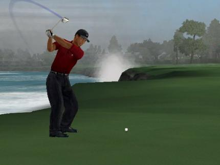 Golfen in 3D: Tiger Woods PGA Tour 2002