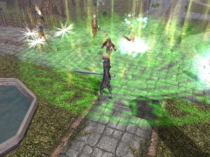 Neverwinter Nights - der Betatest startet im Mai.