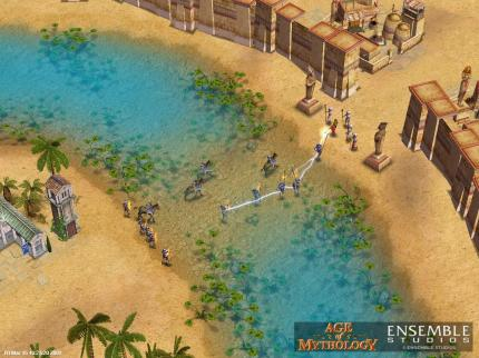 Age of Mythology - der Betatest startet Anfang Juli.