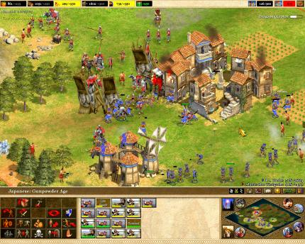 Rise of Nations - Cheats