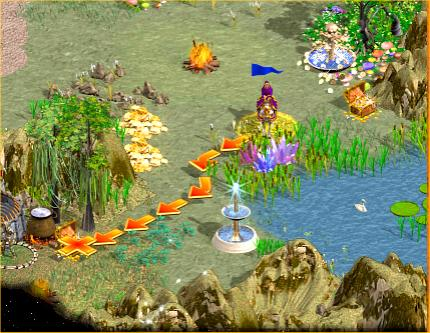 Heroes of Might & Magic 4 - für die deutsche Version gibt es einen neuen Patch.