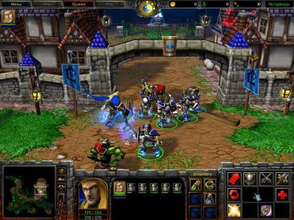 Warcraft 3 - 75 neue Karten zum Download on