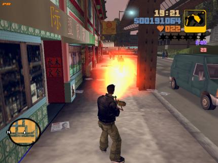 GTA 3: Multi-Theft-Auto v0.5