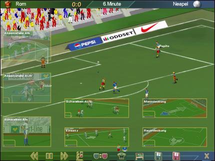 Abgespeckte Version Des Kicker Fussballmanager