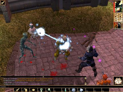 Neverwinter Nights - Charakterprobleme