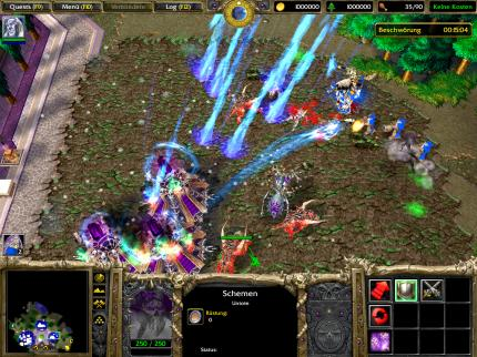 Warcraft 3 - Blizzard hat erneut Cheater-Accounts und -CD-Keys gesperrt.