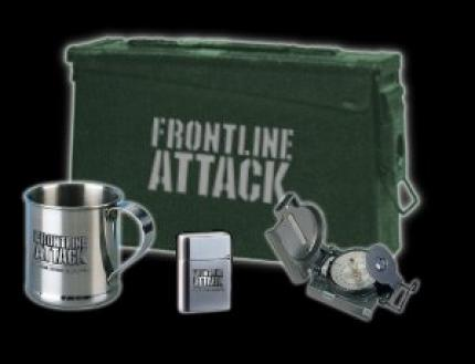 Das Frontline-Attack-Fan-Paket.