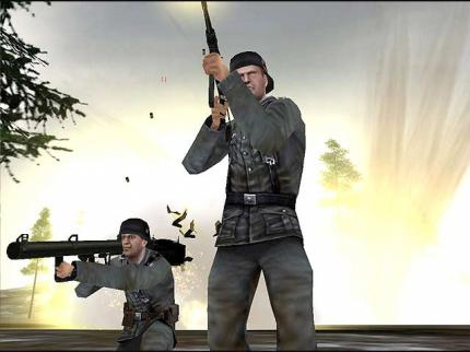 Battlefield 1942 - Friendly Fire