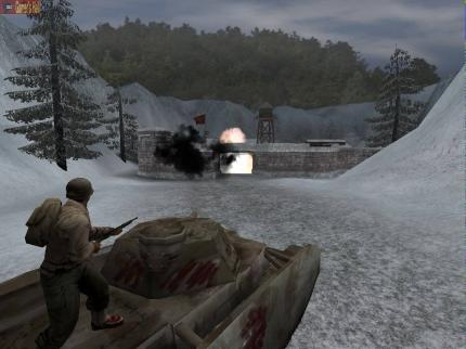 Als Vollversion in PC Games 08/03: Enemy Territory.
