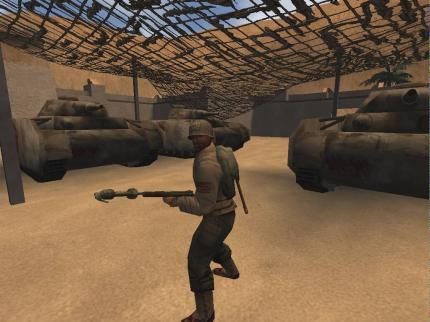 RtCW: Enemy Territory - ein serverseitiger Anti-Absturz-Patch ist in der Mache.