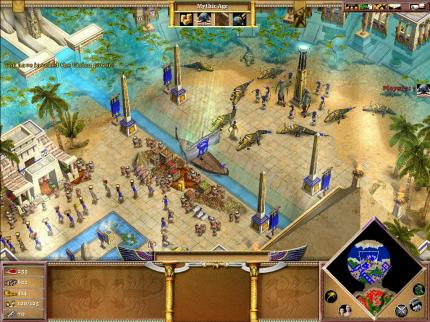 Age of Mythology - Die Ensemble Studios und Microsoft verschenken 180 Marketing-Betas.