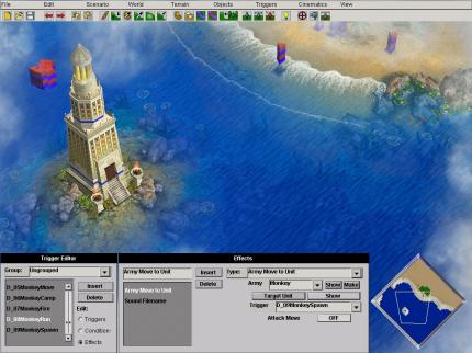 Age of Mythology - Warme Brüder