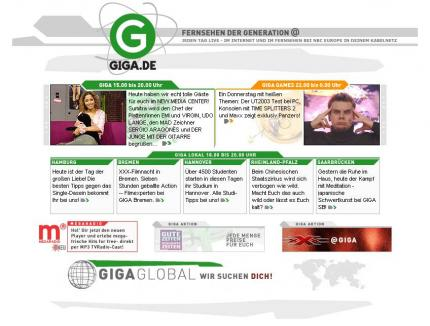 Die GIGA-Website