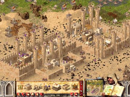 Burgen Bauen Spiel