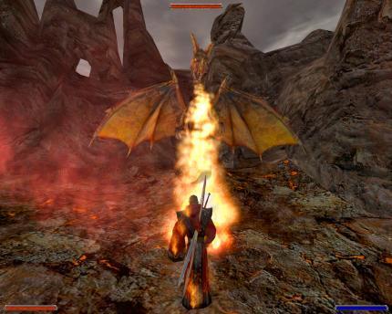 Gothic 2 Akrobatik