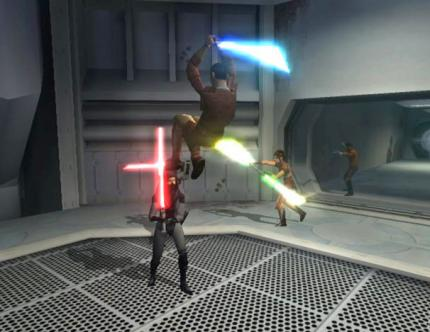 Knights of the Old Republic: Kleines Update