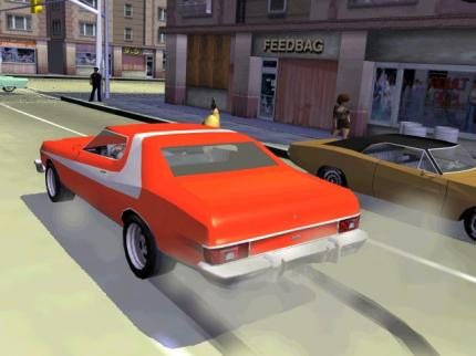 Starsky & Hutch - ein Gameplay-Video ist online.