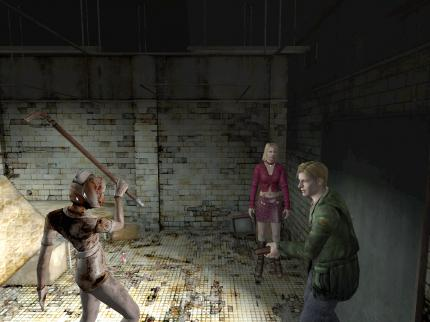 Silent Hill 2 - Alternatives Spielende