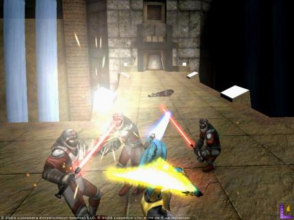 Jedi Knight: Jedi Academy - Cheats