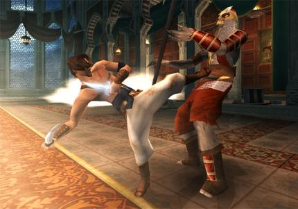 Software-Vorlage: Prince of Persia: The Sands of Time