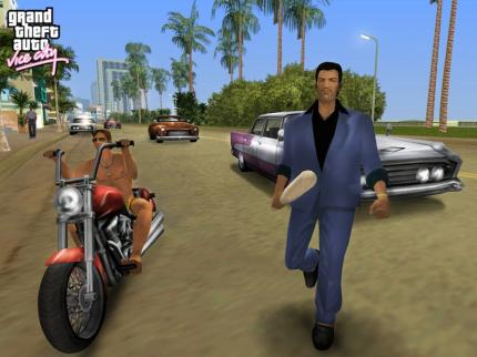 GTA Vice City - es sind bereits Multiplayer-Mods in der Mache.