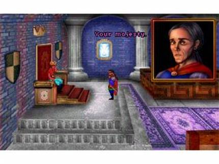 King's Quest 2 VGA