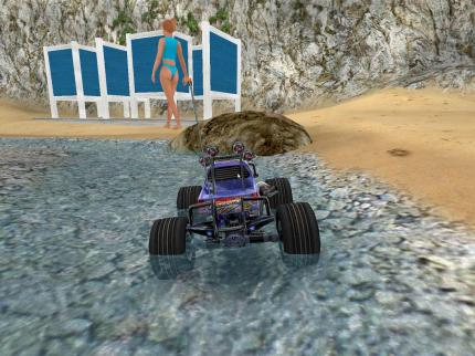RC Cars - Demo online