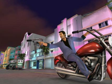 GTA Vice City - Ladendiebstahl
