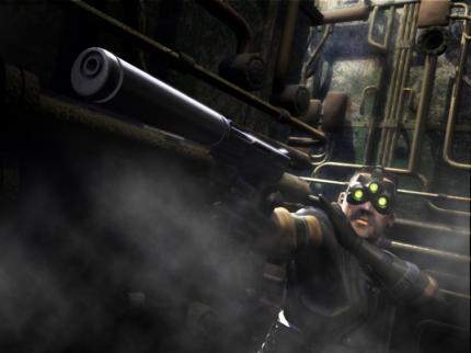 PC Games 02/04: Splinter Cell: Pandora Tomorrow