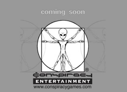 Conspiracy Entertainment - die Firmenwebsite.