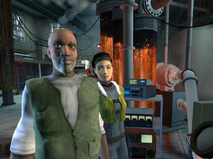 E3: 600 MByte Half-Life 2-Video