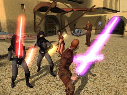 Knights of the Old Republic - morgen soll ein Patch ins Netz gehen.