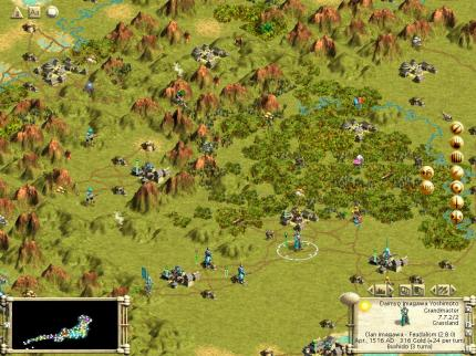 Civilization 3: Conquests - die US-version ist fertig.