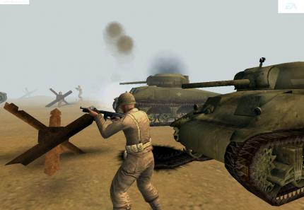 Diesen Monat im interaktiven Test: Medal of Honor: Allied Assault - Breakthrough