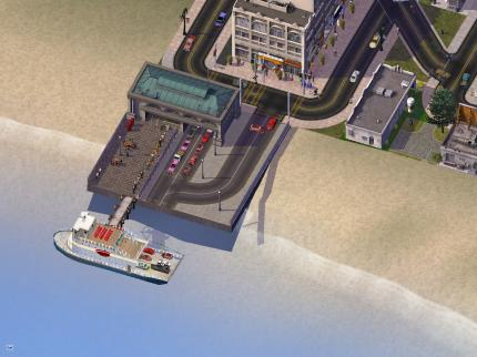 Sim City 4: Rush Hour - ein neues Video steht zum Download bereit.